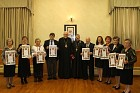 Certificate Recipients for Life-long Service to the Church