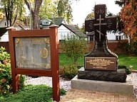 Founders/Holodomor Monuments